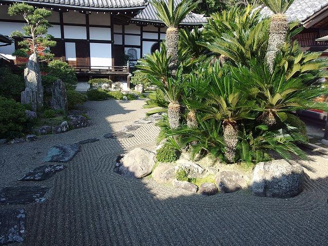 根来寺 日本庭園