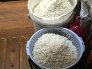 もち米の炊き方