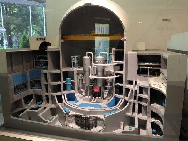 大阪科学技術館 原子力