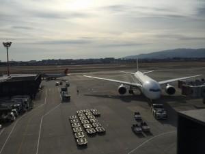 伊丹空港 展望デッキ