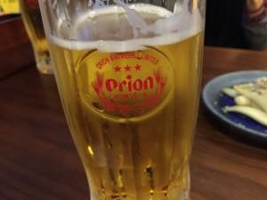 てぃだ オリオンビール