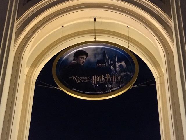 ハリーポッター USJ