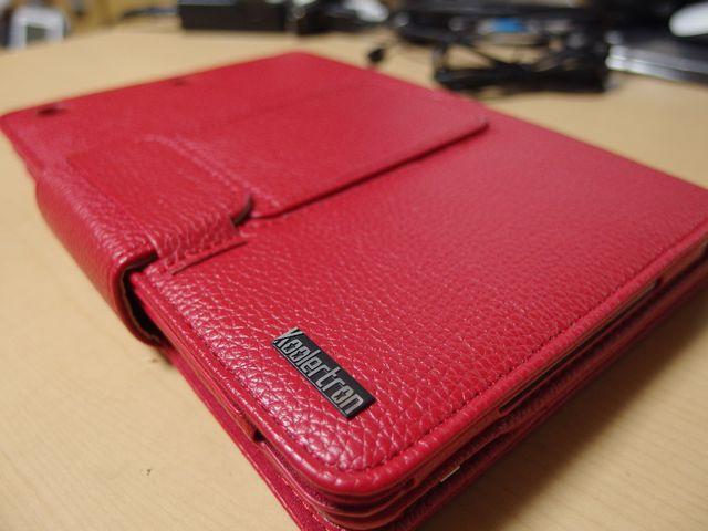 キーボード付きiPad miniのケース