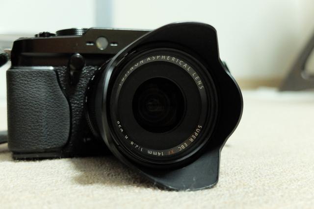 フジフイルムのミラーレスカメラ X-Pro1