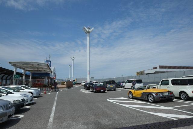 阪神高速湾岸線 中島パーキングエリア