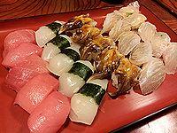 天五の奴寿司 中崎店