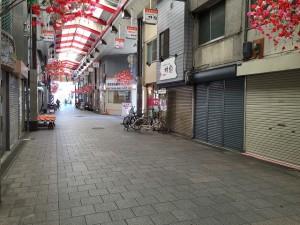 土居商店街