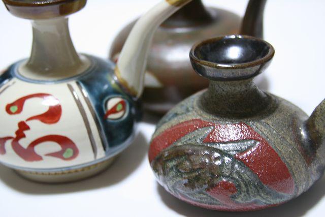 沖縄の焼物(やちむん)