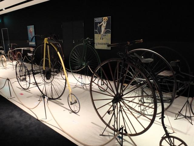大仙公園 自転車博物館