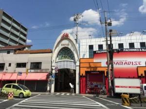 大阪 千林商店街の食べ歩き