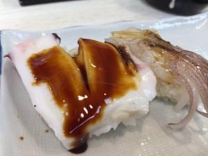 京橋商店街の定番 ほてい寿司