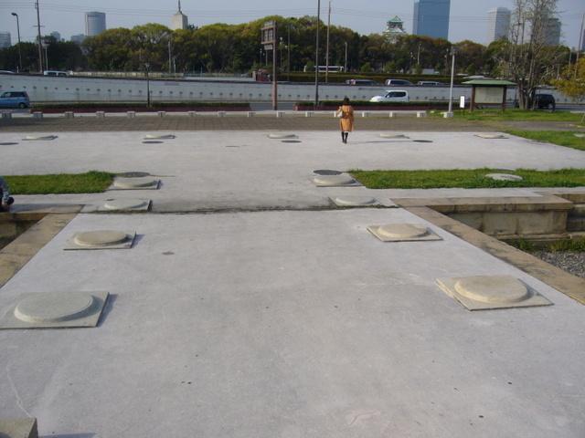 難波宮(なにわのみや)跡公園