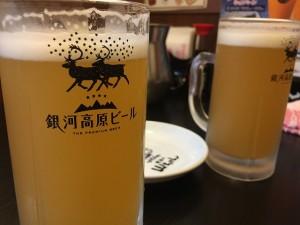世界の山ちゃん  銀河高原ビール