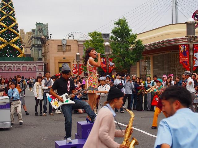 大阪の旅行はUSJ
