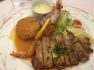 岸和田 レトロな洋食レストラン レストラン日本