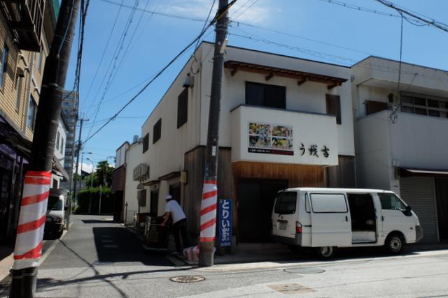 岸和田の斜塔