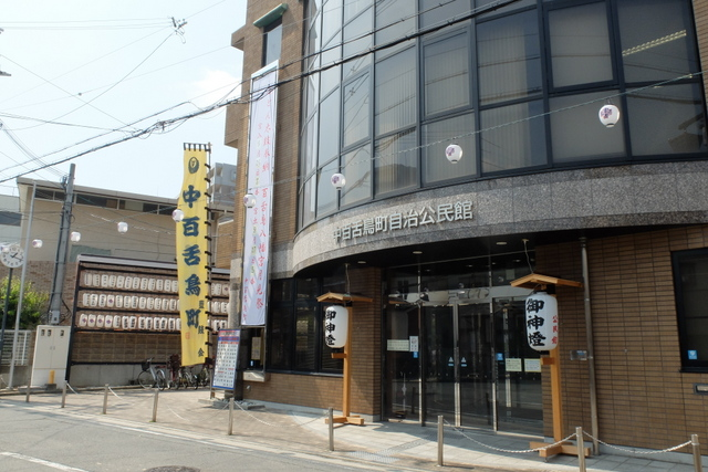 中百舌鳥駅前通商店街
