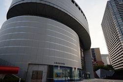 大阪市立科学館で親子デート