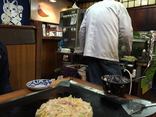 阪急東通りのお好み焼き 美舟