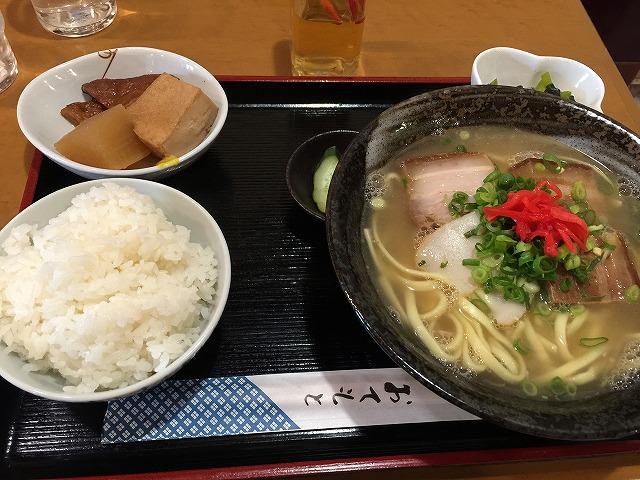 大正区で沖縄料理 よしや