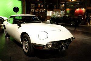 クラシックカーの博物館 赤レンガ倉庫のGLION MUSEUM