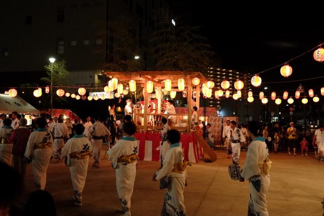 岸和田の土生鼓踊り