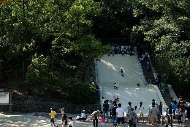 大阪府富田林市 錦織公園(にしこおりこうえん)