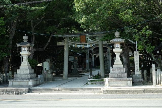 鈴の宮 蜂田神社