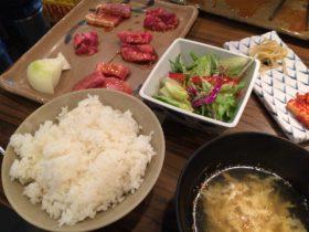 堺東 瓦亭の焼肉