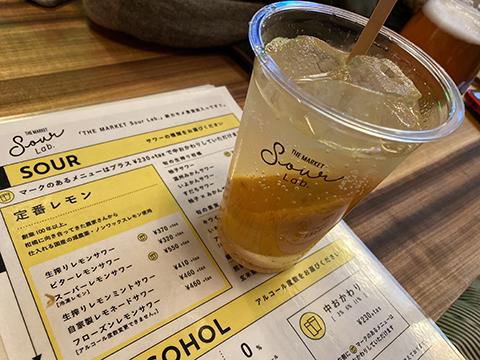 新カモメ食堂街 THE MARKET Sour Lab.